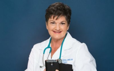 Episode 015: Devi Adea chats with Dr Dolores Fazzino, DNP, RN