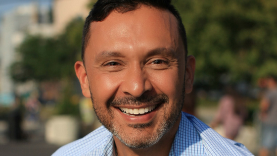 Episode 052: Being Connected with Rich Oceguera