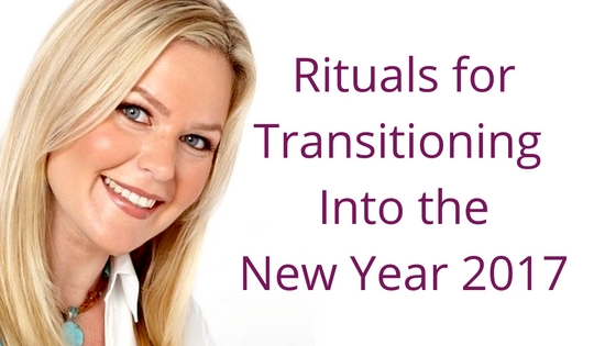 Episode 033: Rituals for Transitioning into the New Year 2017