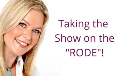 """Episode 041: Taking the Show on the """"RODE""""!"""