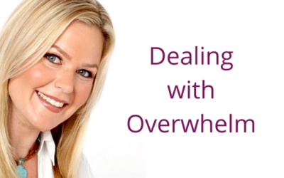 Episode 047: Dealing with Overwhelm