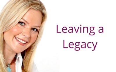 Episode 061: Leaving a Legacy